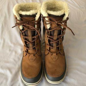 Helly Hansen Waterprrof Leather Boots 8.5/9